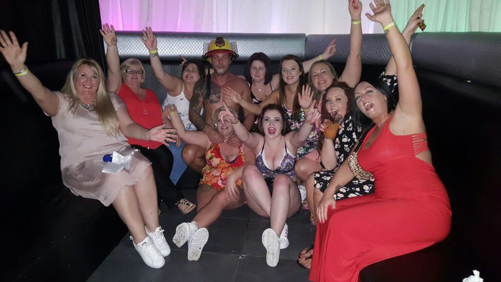 Ladies and striper hen do stag and hens magaluf