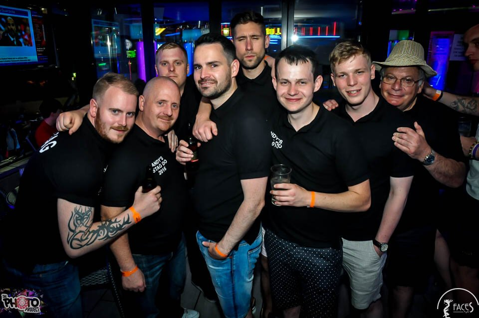 the dynamic 8. Stag party stag and hens magaluf